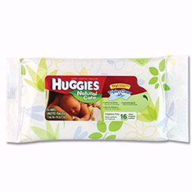Picture of Huggies Baby Wipes