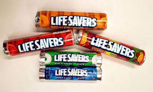 Picture of Life Savers
