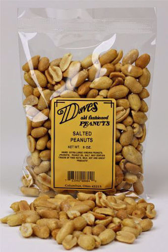 Picture of Dave's Salted Peanuts