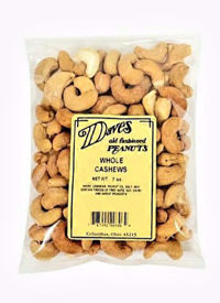 Picture of Dave's Whole Cashews