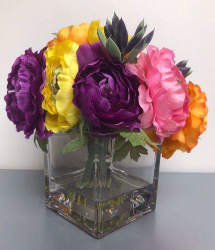 Picture of Silk Flower Arrangement