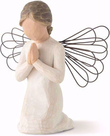 Picture of Willow Tree Angel of Prayer