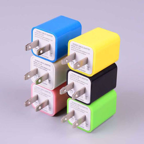 Picture of USB Wall Block