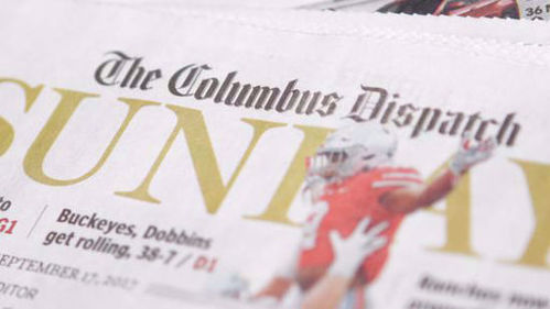 Picture of The Columbus Dispatch (Monday-Friday)