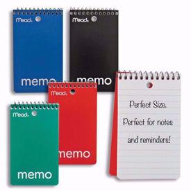 Picture of Mead Spiral Memo Book