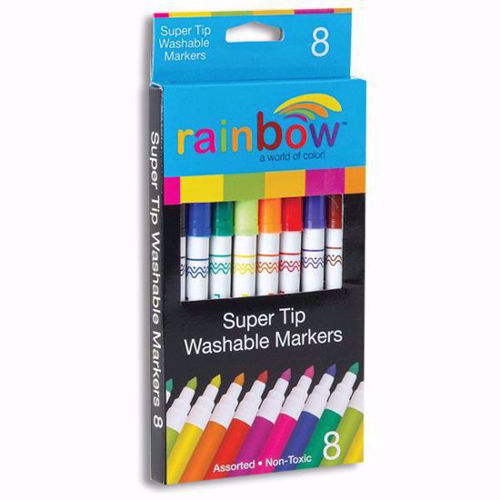 Picture of Super Tip Washable Markers