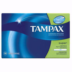 Picture of Tampax Tampons (Super)
