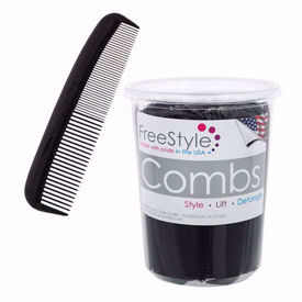 Picture of Men's Black Pocket Comb