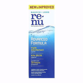 Picture of Renu Advanced Formula Multi-Purpose Contact Solution