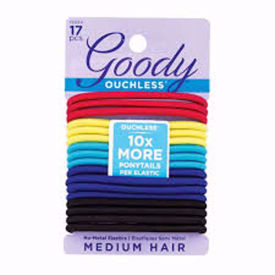 Picture of Goody Ouchless Assorted Ponytail Holders