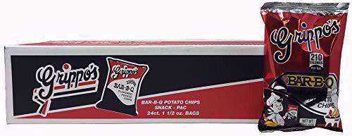 Picture of Grippo's Bar-B-Q Chips