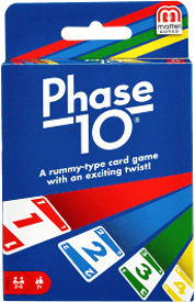 Picture of Phase 10 Card Game