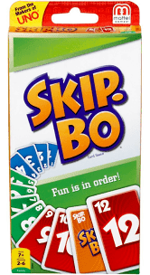 Picture of Skip-Bo Card Game