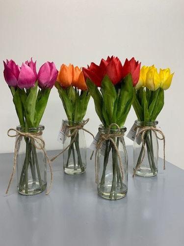 Picture of Silk Floral Arrangement